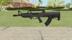Bullpup Rifle (Grip V1) Old Gen Tint GTA V for GTA San Andreas