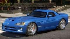 Dodge Viper Y12 for GTA 4