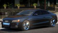 Audi S5 Tuned for GTA 4