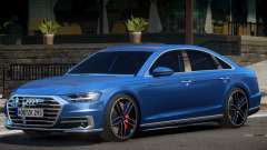 Audi A8 Elite for GTA 4