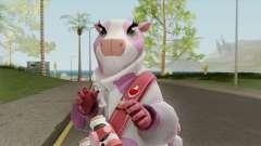 Milky Cow (Creative Destruction S9) V2 for GTA San Andreas