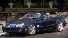 Mercedes SL65 Spider
