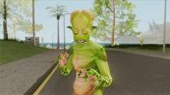 Alien V2 (GTA V Online) for GTA San Andreas