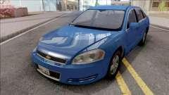 Chevrolet Impala LS 2006 for GTA San Andreas