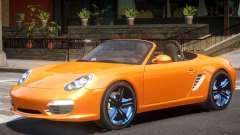 Porsche Boxster for GTA 4