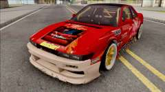 Nissan Silvia S13 1993 Drift by Hazzard Garage