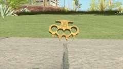 Knuckle Dusters (The Ballas) GTA V for GTA San Andreas