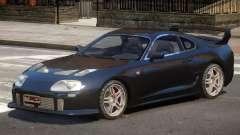 Toyota Supra Upd for GTA 4