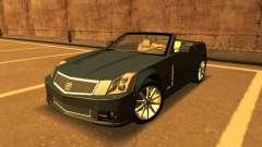 Cadillac XLR-V 2009 for GTA San Andreas