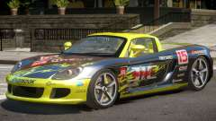 Porsche Carrera GT V1.1 PJ2 for GTA 4