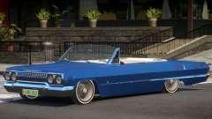 1963 Chevrolet Impala Cabrio