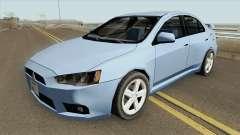 Mitsubishi Galant Fortis (SA Style) 2008 for GTA San Andreas