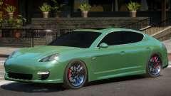 Porsche Panamera Turbo S V1 for GTA 4