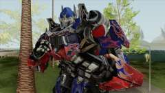 Optimus Prime (Real Size) for GTA San Andreas