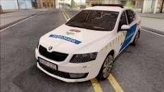 Skoda Octavia A7 Rendorseg for GTA San Andreas