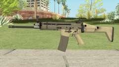 SCAR-L (L4D2) for GTA San Andreas