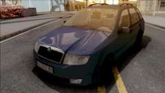 Skoda Fabia Combi 2005 for GTA San Andreas