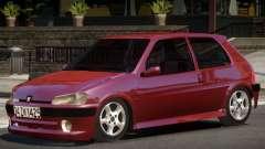 Peugeot 106 V1.0 for GTA 4