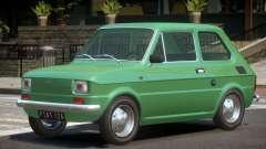 Fiat 126 V1.0 for GTA 4