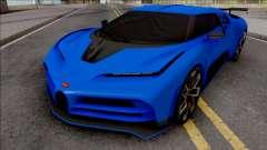 Bugatti Centodieci EB110 2020 Milestone for GTA San Andreas