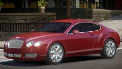 Bentley Continental T for GTA 4