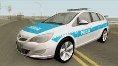 Opel Astra J (Policja KSP)