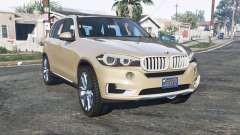 BMW X5 (F15) 2014 for GTA 5