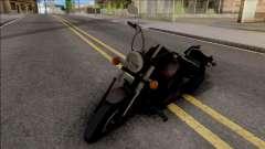 Kawasaki VN900 Custom for GTA San Andreas