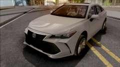Toyota Avalon Hybrid 2019