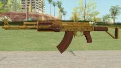 Assault Rifle GTA V Flashlight (Default Clip) for GTA San Andreas