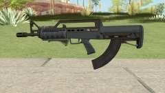Bullpup Rifle (Two Upgrades V2) Old Gen GTA V for GTA San Andreas