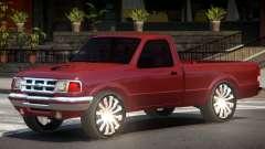 Ford Ranger V1.0 for GTA 4