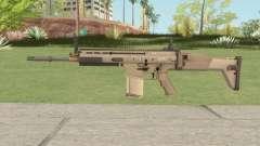 SCAR-H (Battlefield 4) for GTA San Andreas