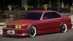 Bmw 535i Custom for GTA 4