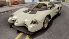 GTA V-ar Grotti Cheetah Retro for GTA San Andreas