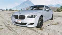 BMW 750Li (F02) 2009 for GTA 5