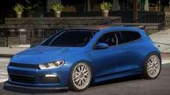 Volkswagen Scirocco Custom for GTA 4