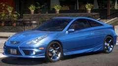 Toyota Celica V1.3 for GTA 4