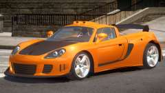 Porsche Carrera GT2 for GTA 4