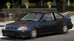 Honda Civic Stock V1 for GTA 4