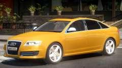 Audi RS6 M7 V1.2 for GTA 4