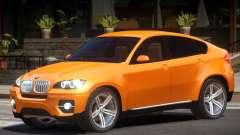 BMW X6 Tun for GTA 4