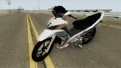 Yamaha Lagenda 115Z FI for GTA San Andreas