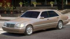 Mercedes W140 V1 for GTA 4
