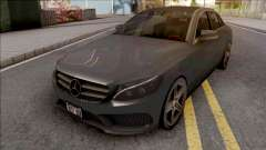 Mercedes-AMG E63 2018 Lowpoly for GTA San Andreas