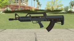 Bullpup Rifle (Base V1) Old Gen Tint GTA V for GTA San Andreas