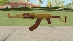 Shrewsbury Assault Rifle GTA V (Extended Clip)
