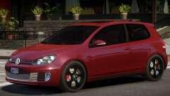 Volkswagen Golf GTI Mk6 V1 for GTA 4