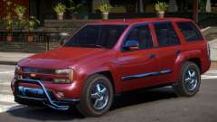 Chevrolet TrailBlazer V1.0 for GTA 4