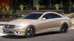 Mercedes Benz CL65 Y10 R2 for GTA 4
